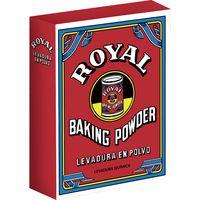 Levadura ROYAL, 4 unid., caja 64 g