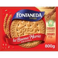 Galleta La Buena María FONTANEDA, caja 800 g