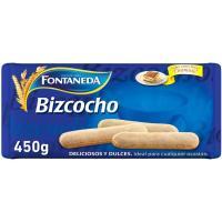 Bizcocho FONTANEDA, paquete 450 g