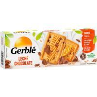 Galletas de leche-chocolate GERBLÉ, caja 230 g