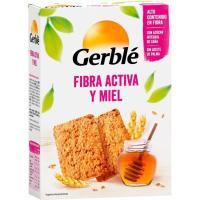 Galletas de fibra-miel GERBLÉ, paquete 400 g
