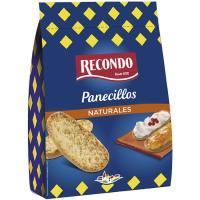 Panecillos tostados normales RECONDO, paquete 225 g
