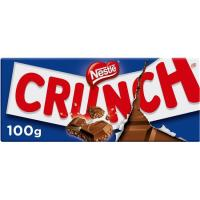 Chocolate con leche crujente CRUNCH, tableta 100 g
