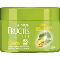 Cera peinado brillo-fuerza FRUCTIS, tarro 75 ml