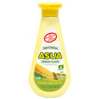 Mayonesa ASUA, bote 450 ml