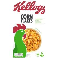 Cereales de maíz KELLOGG`S Corn Flakes, caja 500 g