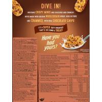 Cereales de chocolate WEETABIX Minis, caja 450 g