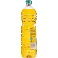 Aceite de oliva 1º EROSKI, botella 1 litro
