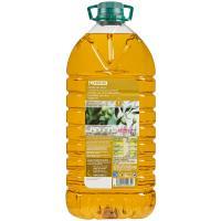 Aceite de oliva sabor EROSKI, garrafa 5 litros