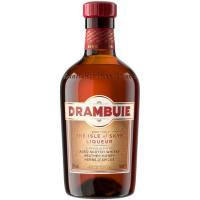 Licor de whisky DRAMBUIE, botella 70 cl