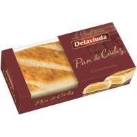 Pan de Cádiz DELAVIUDA, caja 350 g