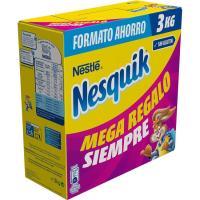 Cacao soluble NESQUIK, caja 3 kg