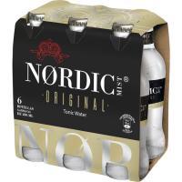 Tónica NORDIC MIST, pack 6x20 cl