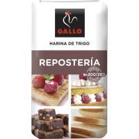 Harina de repostería GALLO, paquete 1 kg