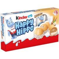 Kinder Happy Hippo FERRERO, 5 unid., caja 103,5 g