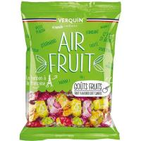Air fruit masticable VERQUIN, bolsa 400 g
