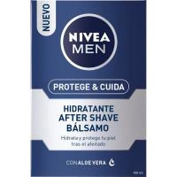 After Shave bàlsamo Originals NIVEA Men, frasco 100 ml