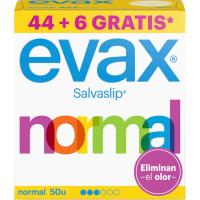 Protector slip normal EVAX, caja 44 unid.