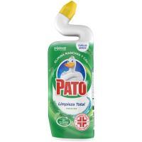 Limpiador wc líquido activo verde PATO, botella 750 ml