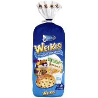 Bollo con pepepitas de choco con leche WEIKIS , paquete 240 g