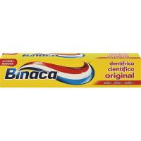 Dentífrico original BINACA, tubo 75 ml