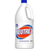 Lejía para lavadora NEUTREX Plus, garrafa 2 litros