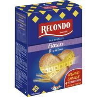 Pan tostado bajo en grasa RECONDO, 30 rebanadas, paquete 270 g
