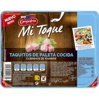 Taquitos de paleta CAMPOFRÍO, bandeja 150 g
