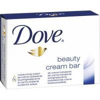 Jabón hidratante DOVE, pastilla 100 g