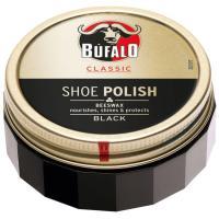 Crema negra para calzado BÚFALO, lata 1 ud.