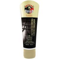 Crema negra para calzado BÚFALO, tubo 1 ud.