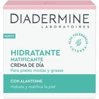 Crema hidratante piel normal-mixta DIADERMINE, tarro 50 ml