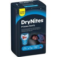 Pants niño 4-7 años 17-30 Kg DRYNITES, paquete 16 unid.