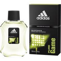 Colonia para hombre Pure Game ADIDAS, frasco 100 ml