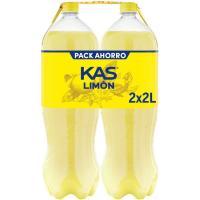 Refresco de limón KAS, pack 2x2 litros