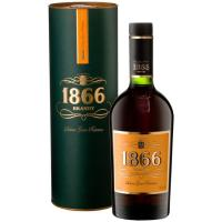 Brandy 1866, botella 70 cl