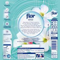 Suavizante concentrado nenuco FLOR, botella 50 dosis