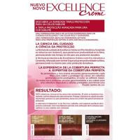 Tinte caoba N.5.6 EXCELLENCE, caja 1 ud