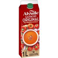 Gazpacho ALVALLE, brik 1 litro