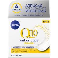 Crema facial antiarrugas de día NIVEA Q10, tarro 50 ml