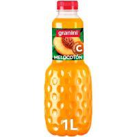 Néctar de melocotón GRANINI, botella 1 litro
