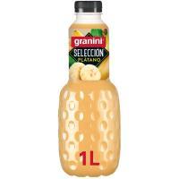 Néctar de plátano GRANINI, botella 1 litro