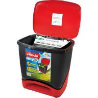 Cubo de basura de reciclaje Eco-logic, VILEDA, 39 litros