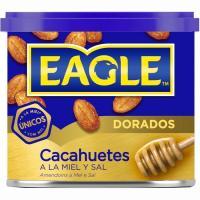 Cacahuetes fritos con miel EAGLE, lata 250 g