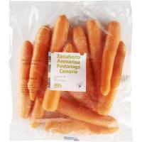 Zanahoria EROSKI, bolsa 500 g