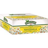 Manzanilla HORNIMANS, caja 100 sobres