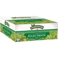 Poleo menta HORNIMANS, caja 100 sobres