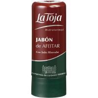 Barra de afeitar LA TOJA, bote 50 g