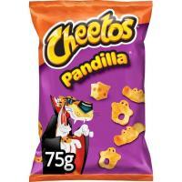 Aperitivo sabor a queso CHEETOS Pandilla, bolsa 75 g