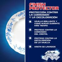 Protector lavavajillas FINISH, pack 1 ud